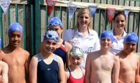 British Swimming Heroes Tour: London