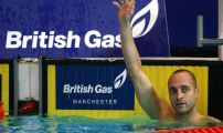James Goddard's swimming career in pictures