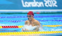 London 2012 Day Five Swimming Heats And Finals