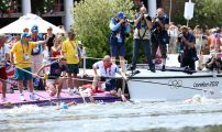 London 2012 Day Thirteen Women's Marathon Swim