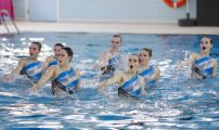 British Gas ASA Masters Synchro Champs 2013