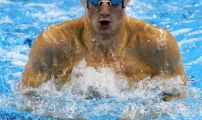 Swimming at the 2011 World Championships - Day One