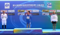 Keri-anne Payne wins 10km at World Championships in Shanghai