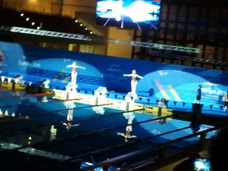 IPC Swimming European Championships 2011 Opening Ceremony