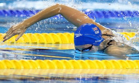 Swimming at the 2011 World Championships - Day Six