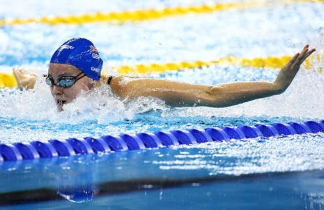 Swimming at the 2011 World Championships - Day Five
