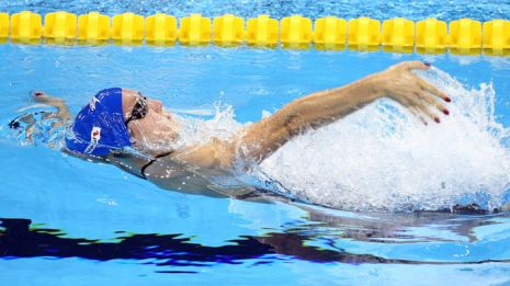 Swimming at the 2011 World Championships - Day Seven