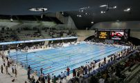 British Gas Swimming Championships Day One Heats
