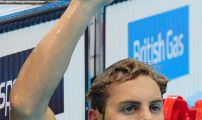 British Gas Swimming Championships 2012 Day Three Finals