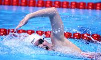 British Gas Swimming Championships 2012 Day Two Heats