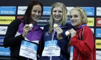 British Gas Swimming Championships 2012 Day Two Finals