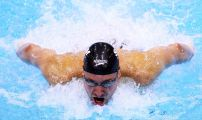 British Gas Swimming Championships 2012 Day Five Heats