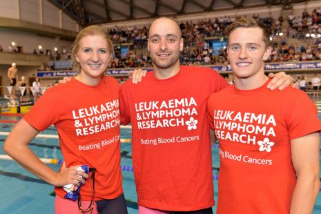 Swim4Leukemia 100x100m Charity Swim