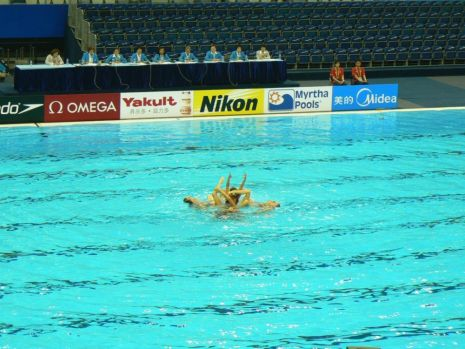 Synchronised Swimming at the 2011 World Championships