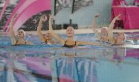 Masters Synchro Champs 2012