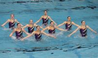 British Gas Synchronised Swimming Championships 2013 Day Two