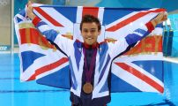 London 2012 Day Fifteen Men's 10m Diving Final