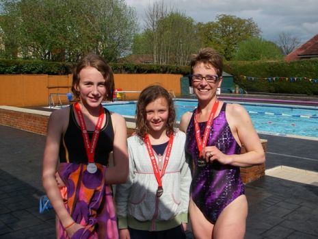 Swimathon Weekend 2012