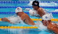 Swimming Day Five at the 2013 World Aquatics Championships