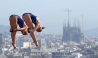 World Aquatics Championships 2013 Day Three