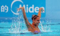 World Aquatics Championships 2013 Day Five