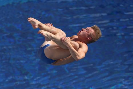 World Aquatics Championships 2013 Day Six