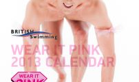 Wear it Pink Charity Calendar 2013
