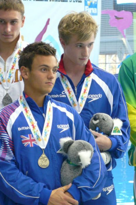 World Junior Diving Championships 2012