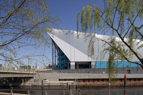 London 2012 Water Polo Arena