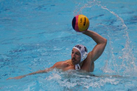 Great Britain 36 - 8 Moldova