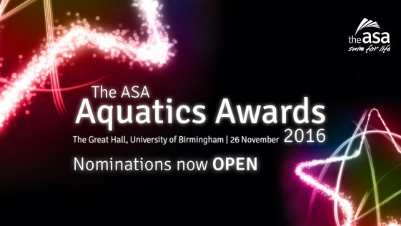 One week left to nominate for the ASA Aquatics Awards 2016
