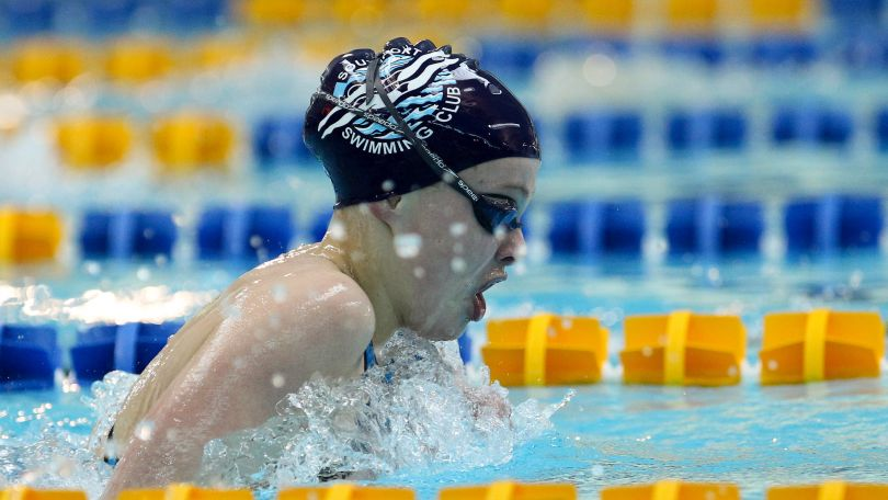 Hibbott hits the golden double in sheffield the asa for Commonwealth pool swimming lessons