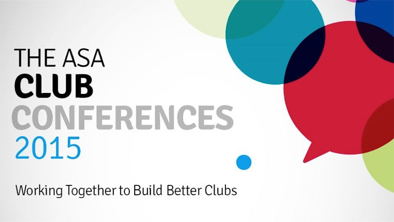 Club Conference 2015 - Save the Date