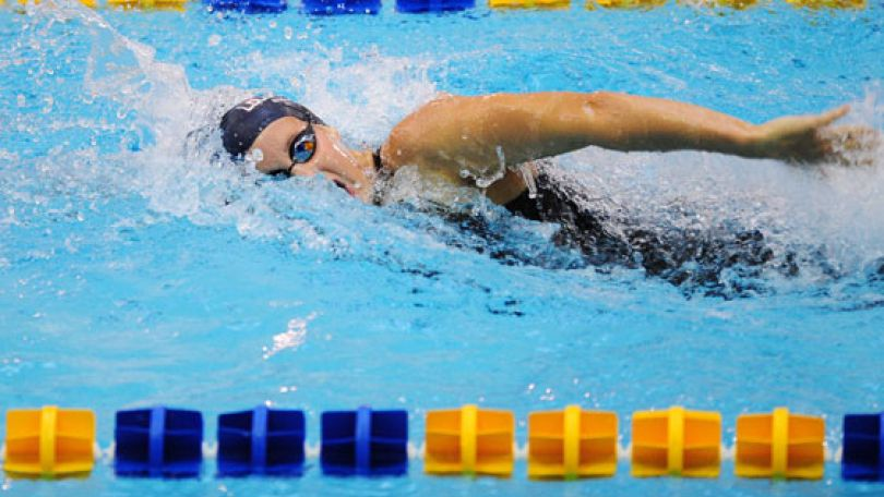 Swimmers fight for final commonwealth berths the asa for Commonwealth pool swimming lessons