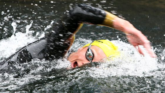 Open water coaching in growing demand