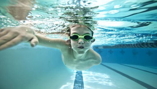 Investment in school swimming programmes guidance