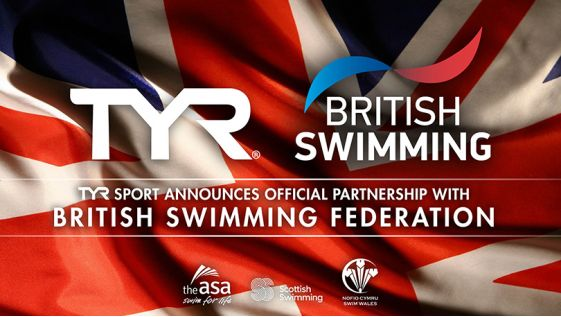 Exciting new partnership with TYR unveiled