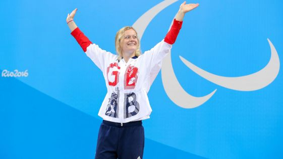 Search on for next generation of Paralympians