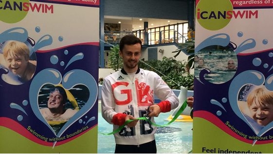 iCAN Swim launches in Suffolk