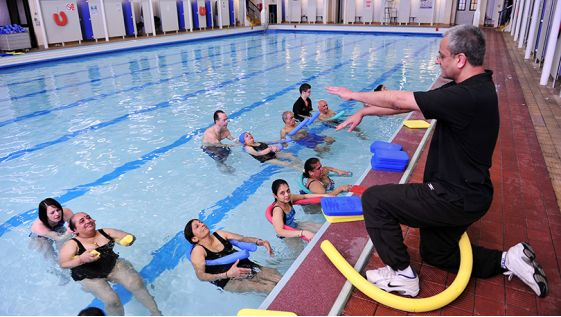 New project to increase diversity in swimming