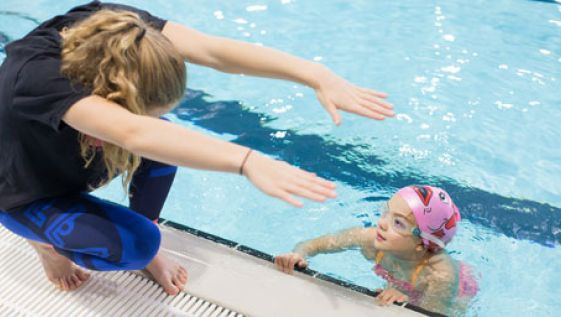 New Teaching Swimming Qualifications