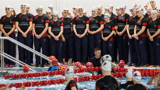Olympic Legacy Pool opened by HRH The Princess Royal