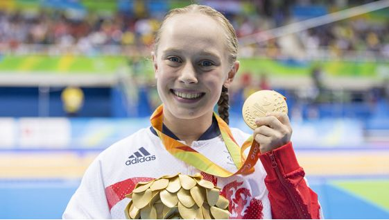 Rio 2016 heroes recognised in New Year Honours List