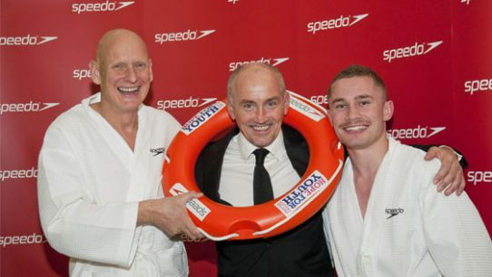 Speedo makes a Big Splash at Charity swim