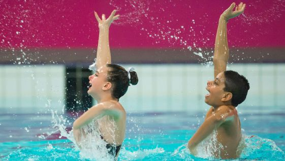 Full results from a ground-breaking NAG Synchro Champs