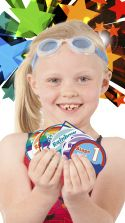We all remember our first swimming badge. Reward your child's success with an ASA badge and certificate.