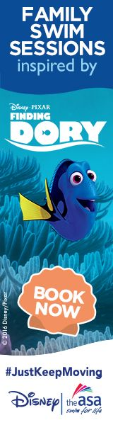Finding Dory Inspired Swimming Sessions